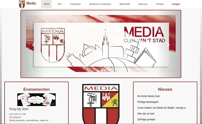 Studentenvereniging Media Antwerpen